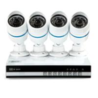 4 ch CCTV camera System,CCTV security  Kits LT-7304A