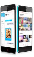 "ZTE Nubia Z7 mini lte 4G FDD smart phone Qualcomm MSM8974AA 2.0GHz 5.0"" FHD 1920x1080 2GB RAM 16GB 13.0MP Camera WCDMA Dual SIM"