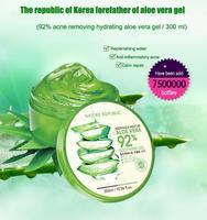Genuine Nature Republic Nature Trail efficient moisturizing aloe vera gel drying acne India Mask / Cream 300ML