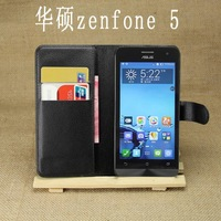 Quality Case ASUS ZENPHONE ZEN PHONE 5 Flip Leather Wallet Case Stand holder Specially design For ZENPHONE 5 Hot selling