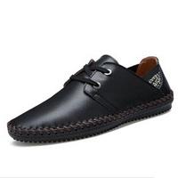 2014 autumn fashion breathable leisure men's shoes driver shoes canvas shoes men's shoes 8088