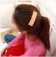 8pcs/lot High quality big dot hair clips Beautiful women hair accessories Nice BB Barrettes Hot-sale Hairgrips Spring 2014 new