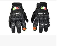 AGV46 motorcycle racing gloves, PU leather carbon hands cover, motorcycle gloves all, knight gloves