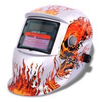 Защита Авто Затемнение солнечной сварщиков сварочный шлем маска шлифовка функция #4