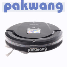 Efficient robot sweeper, high quality electric robotic cleaner, auto robot vacuum cleaner(China (Mainland))