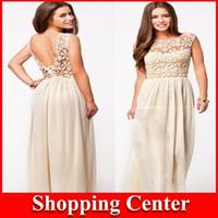 New 2014 women summer dress 2014 fashion chiffon long dress put on a large white hollow lace casual dress vestidos party dresses
