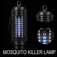 New 2014 Mosquito Electrical Photocatalyst Insect Killer Trap Repellent mosquito lamp *1pcs 220V Free shipping