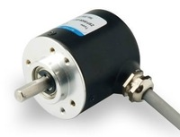 High precision pulsed Straight carved photoelectric 5000P/R rotary encoder