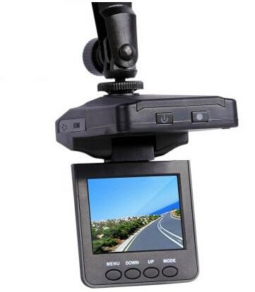 Car DVR Video Recorder HD CCTV Camera Original Car Camera Rearview Mirror 6 LED Night View Car Camera(China (Mainland))