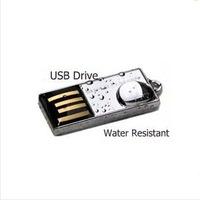 Wholesale Hot sale waterproof  mini USB 2.0 4GB 8GB 16GB 32GB Memory Stick Flash Pen Drive UD269