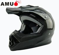 Free shiping/Motorcycle helmet/ carbon material Off Road racing helmet / downhill bike motocross helmet