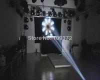 Free Shipping 2PCS Osram Lamp 7R Zoom 230W Beam Moving Head Stage Light DJ Disco Club Lighting