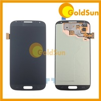 5pc Original LCD Display Touch Screen Digitizer Assembly for Samsung Galaxy S4 i9500 9500 Blue White for AT&T I337 i9505 M919