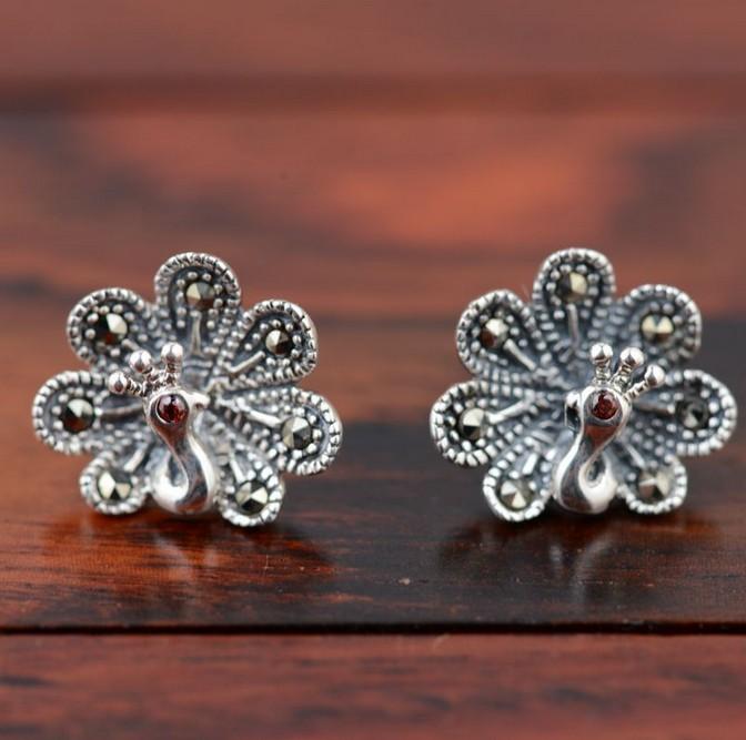 Серьги-гвоздики Mawson Jewelry 100% 925 MKS30181 серьги гвоздики 100% 925 ge039