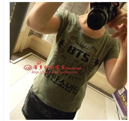 Мужская футболка PANDUOLA BTS BangTan SUGA JIMIN V T Tg 5
