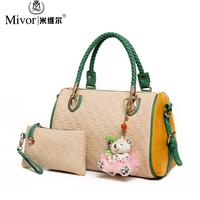 2014 women's fashion handbag large kit bag trend handbag shoulder bag women's bag