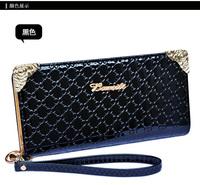 2014  The wallet female long zipper Han edition lovely ladies fashion purse hand bag