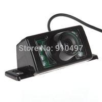 waterproof 7 LED IR Night Vision Car Rear view Waterproof Backup Reverse Parking Camera