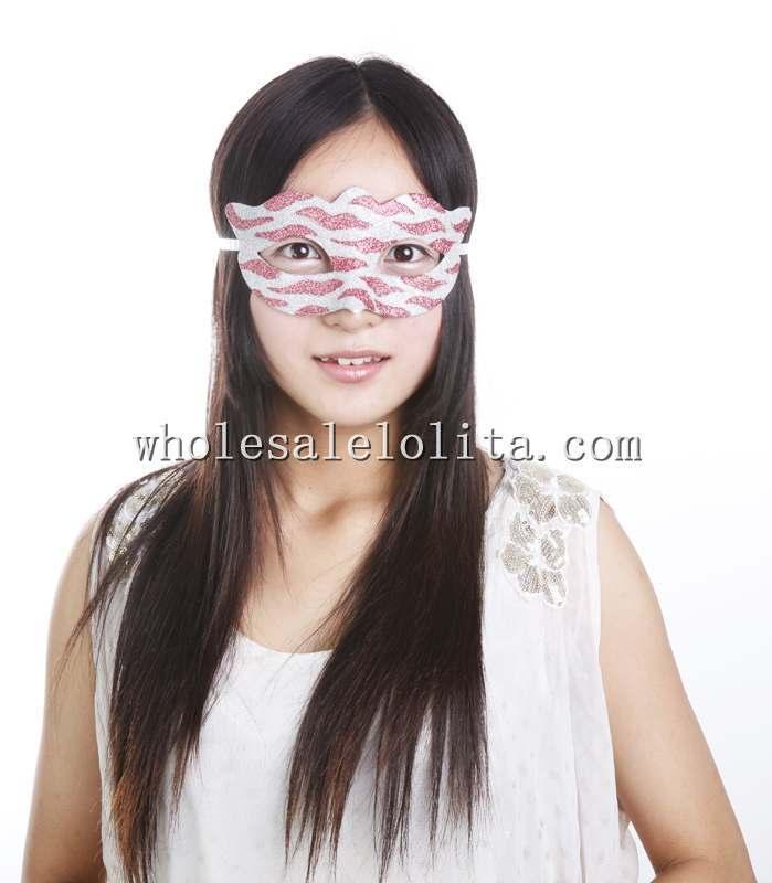 Venda quente meia Face máscaras máscaras cor cruz máscaras venezianas(China (Mainland))