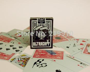 Free shipping UltraGaff Deck -Bicycle -- Card Trick Magic