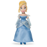 Free shipping 2014 New Arrival Original Children  Princess Stuffed Toys Cinderella Plush Dolls For Girls Gifts 32CM