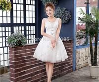 Free Shipping Uncommon women's 2014 Wedding Dress