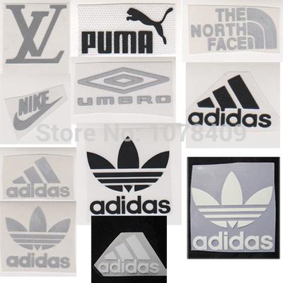 High quality pyrograph Thermal transfer post DIY clothing decoration brand logo labels mark(China (Mainland))