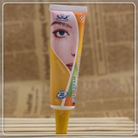 Papaya eye cream & remove eye bags & 20 g anti wrinkle eye cream   free  shipping