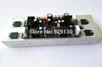 mono amplifier board  ksa50 kell  adjustable A  tube NJW0281 0302  rear amplifier Upgraded version  include heatsink