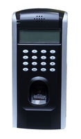 ZK F7 TCP/IP RS485 Keypad pincode fingerprint WG26 output LCD Green scanner Time attendance Access Controller