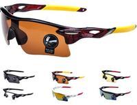 Free Shipping 2014 New Cycling Bicycle  Sports Eyewear Fashion Sunglasses Men/Women Riding Fishing Glasses anti-ultraviolet