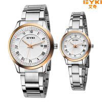 Fashion Brand Watches Men Quartz Watch Waterproof Stainless Steel Luminous Calendar Luxury relogios For Lovers Dropshipping
