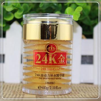 24 k Золото hydrating essence cream & anti wrinkle cream 60 g  Смотрите детальную ...