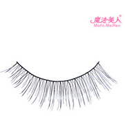 (per box is 20pieces) false eyelashes eyelashes transparent Magic beauty false eyelash handmade