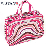 W S Tang 2014 Travel cosmetic bag large capacity waterproof multifunctional