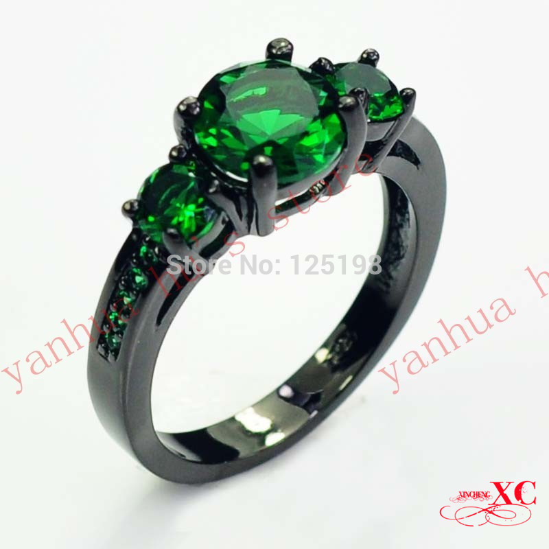 Wholesale Hot Sale Fashion Fine Jewelry 14kt Black Gold Filled