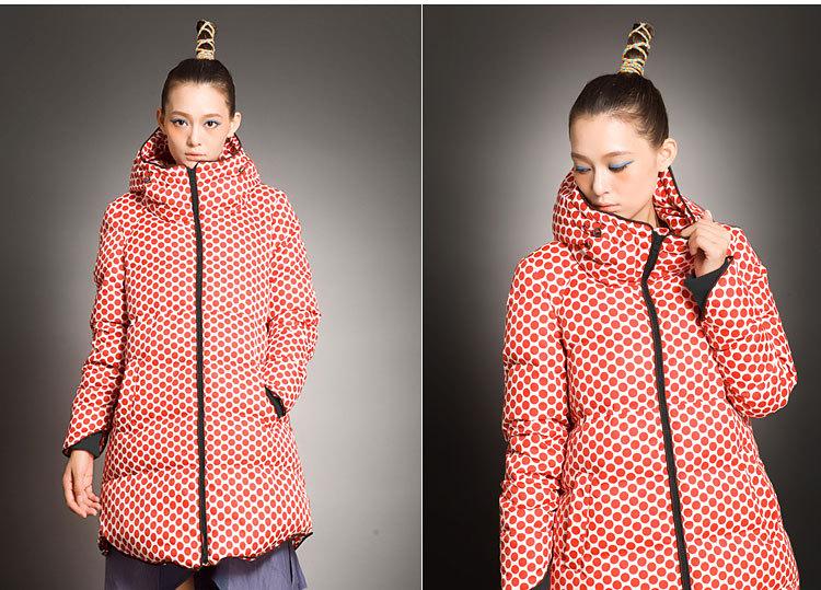 куртки md m куртки Женские пуховики, Куртки 2014 coat Md LY1215 cotton-padded jacket