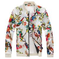 Free shipping jacket Men's leisure jacket Fashion collar jacket