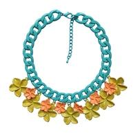 For nec  klace fashion flower short design necklace yiwu accessories