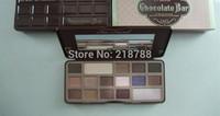 1pcs/lot New tTface Chocolate Bar Eye Shadow Collection Makeup 16 Colors Palette  maquiagem paleta de sombras 13.3g Free hkpost