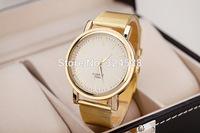 100pcs/lot 2014 new Free shipping women dress watches women rhinestone watches diamond bracelet gemstone stainless steel watches