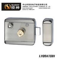 TM card stainless steel door lock anti-theft lock electronic door lock