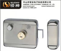IC card door lock key copy-prevention electronic door lock  infrared remote contro lock