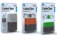 Free shipping cable clips kit