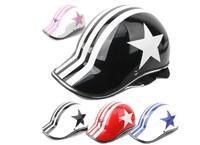 Free shipping cap-type baseball cap motorcycle helmet summer helmet