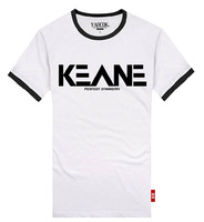 Shake KEANE cotton lovers rock t-shirt men's and women's T-shirt