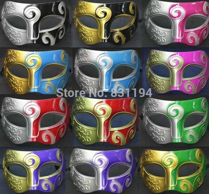 Retro Roman gladiator Halloween party masks Mardi Gras Masquerade mask(China (Mainland))