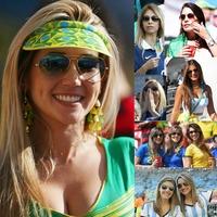 2014 New Hot Sale in World Cup Gradient glass lens Sunglasses Man Women Sunglasses Fashion Glasses oculos de sol
