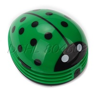 Green Multifunction Mini Cute Beetle Vacuum Cleaner For Table Desktop Car