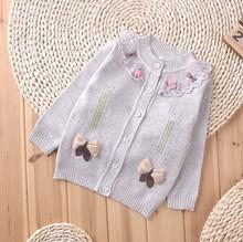 Sweatercoat  от Channel Q Clothing Store для Девочки, материал Полиэстер артикул 1990649666